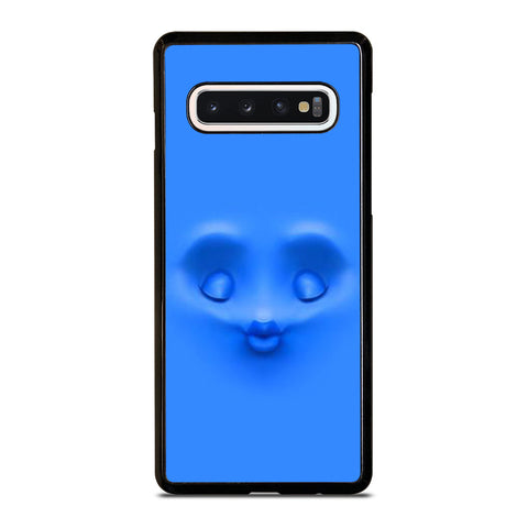 BLUE FACE KISS Samsung Galaxy S10 Case Cover