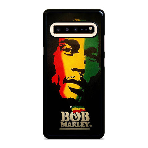 BOB MARLEY RASTA ART FACE Samsung Galaxy S10 5G Case Cover
