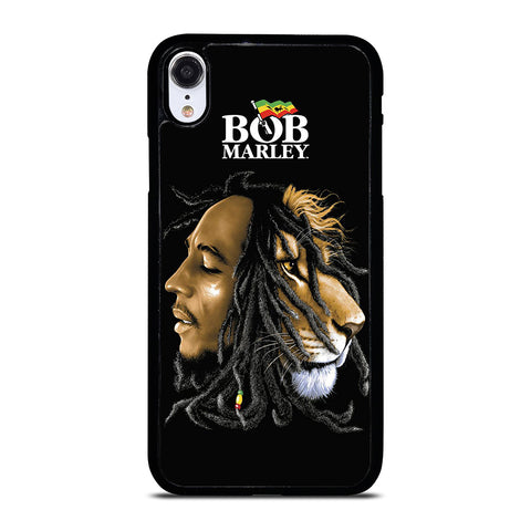 BOB MARLEY RASTA iPhone XR Case Cover