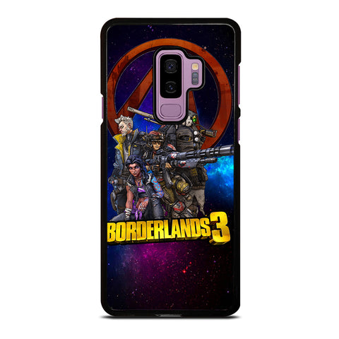BORDERLANDS 3 GAME amsung Galaxy S9 Plus Case Cover