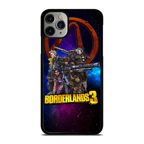 BORDERLANDS 3 GAME iPhone 11 Pro Max Case Cover