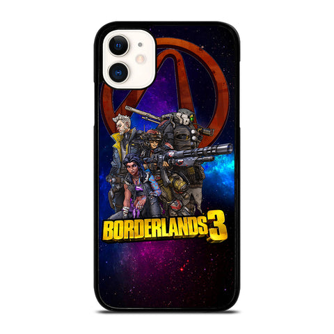 BORDERLANDS 3 GAME iPhone 11 Case Cover