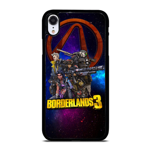 BORDERLANDS 3 GAME iPhone XR Case Cover
