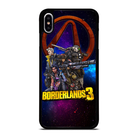 BORDERLANDS 3 GAME iPhone XS Max Case Cover