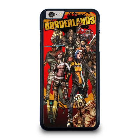 BORDERLANDS ALL CHARACTER iPhone 6 / 6S Plus Case Cover