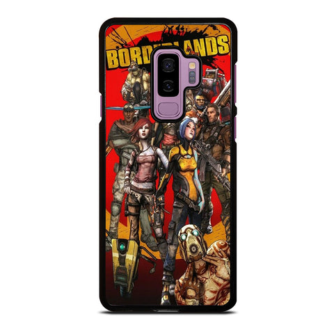 BORDERLANDS ALL CHARACTER Samsung Galaxy S9 Plus Case Cover