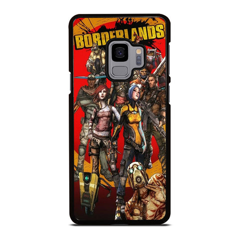BORDERLANDS ALL CHARACTER Samsung Galaxy S9 Case Cover