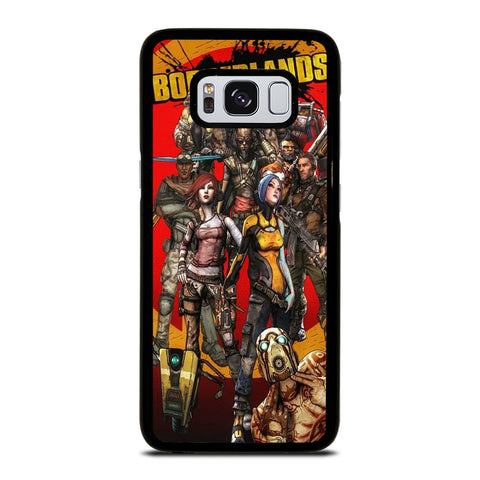 BORDERLANDS ALL CHARACTER Samsung Galaxy S8 Case Cover