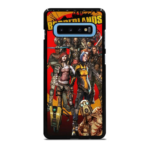 BORDERLANDS ALL CHARACTER Samsung Galaxy S10 Plus Case Cover