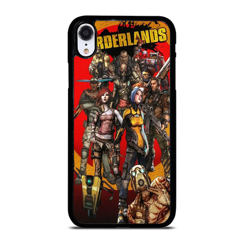 BORDERLANDS ALL CHARACTER iPhone XR Case Cover