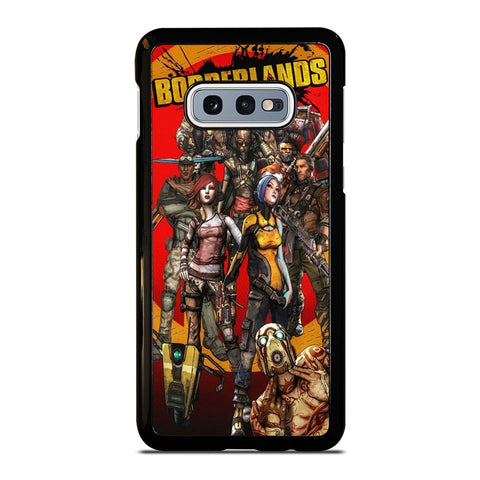 BORDERLANDS ALL CHARACTER Samsung Galaxy S10e Case Cover