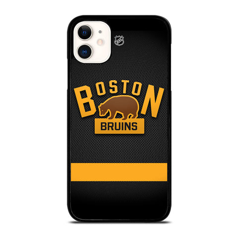 BOSTON BRUINS ICON iPhone 11 Case Cover