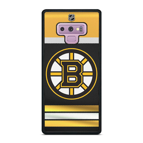 BOSTON BRUINS LOGO NHL Samsung Galaxy Note 9 Case Cover