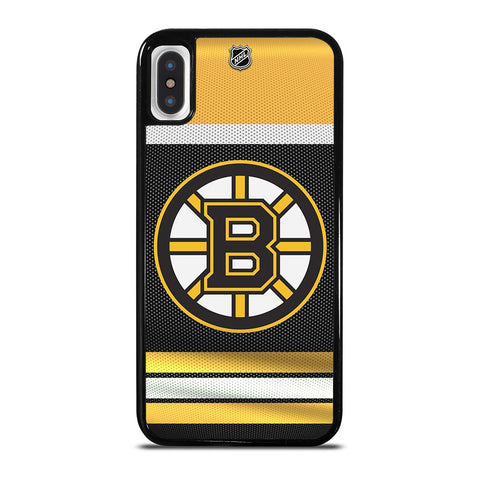 BOSTON BRUINS LOGO NHL iPhone X / XS Case Cover