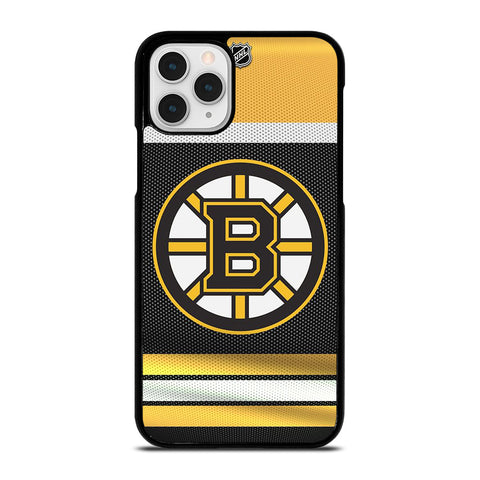 BOSTON BRUINS LOGO NHL iPhone 11 Pro Case Cover