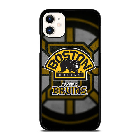 BOSTON BRUINS NHL iPhone 11 Case Cover