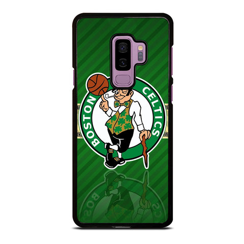 BOSTON CELTICS BASKETBALL Samsung Galaxy S9 Plus Case Cover
