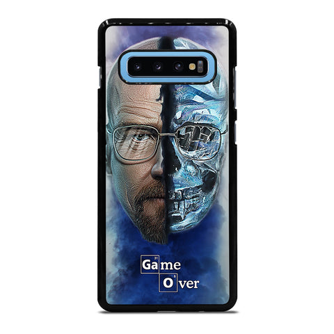 BREAKING BAD GAME OVER Samsung Galaxy S10 Plus Case Cover