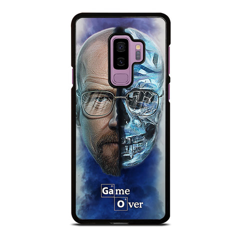 BREAKING BAD GAME OVER Samsung Galaxy S9 Plus Case Cover
