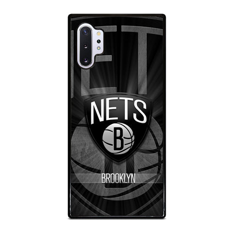 BROOKLYN NETS NBA Samsung Galaxy Note 10 Plus Case Cover