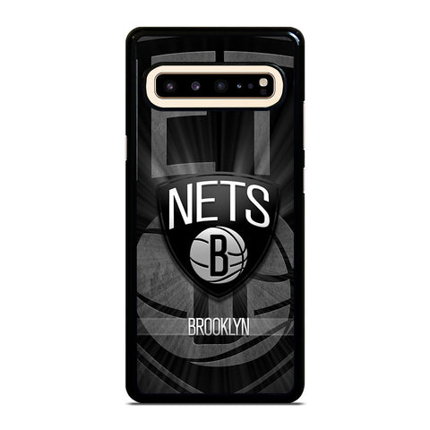 BROOKLYN NETS NBA Samsung Galaxy S10 5G Case Cover