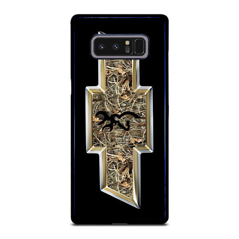 BROWNING CHEVY CAMO Samsung Galaxy Note 8 Case Cover
