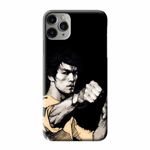 BRUCE LEE ART 2 iPhone 3D Case Cover