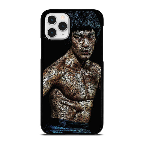 BRUCE LEE QUOTE ART iPhone 11 Pro Case Cover