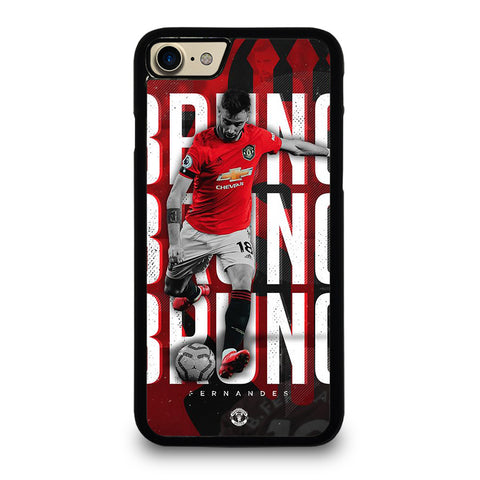 BRUNO FERNANDES MANCHESTER UNITED iPhone 7 / 8 Case Cover