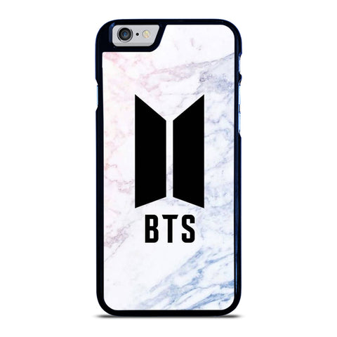BTS BANGTAN BOYS ICON MARBLE iPhone 6 / 6S Case Cover