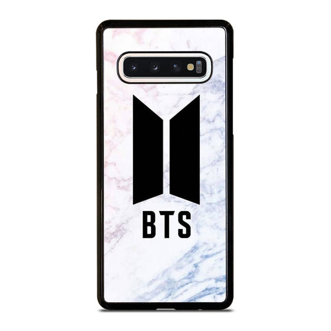 BTS BANGTAN BOYS ICON MARBLE amsung Galaxy S10 Case Cover