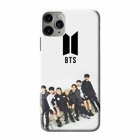 BTS BANGTAN BOYS iPhone 3D Case Cover