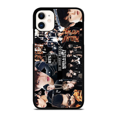 BTS BANGTAN BOYS COLLAGE iPhone 11 Case Cover