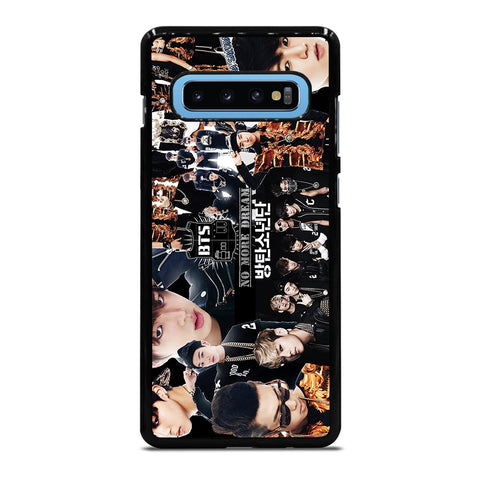 BTS BANGTAN BOYS COLLAGE Samsung Galaxy S10 Plus Case Cover