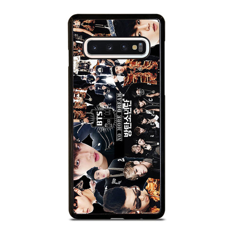 BTS BANGTAN BOYS COLLAGE Samsung Galaxy S10 Case Cover