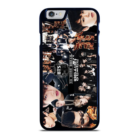 BTS BANGTAN BOYS COLLAGE iPhone 6 / 6S Case Cover