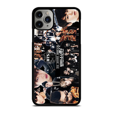 BTS BANGTAN BOYS COLLAGE iPhone 11 Pro Max Case Cover