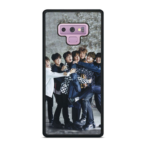 BTS BANGTAN BOYS KPOP Samsung Galaxy Note 9 Case Cover