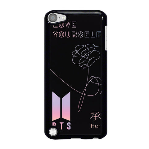 BTS LOVE YOURSELF iPod Touch 5 Case