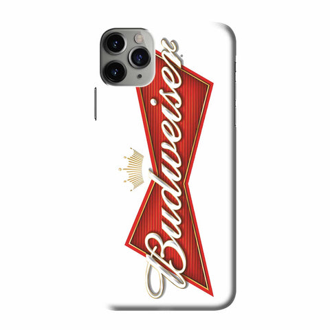 BUDWEISER KING OF BEERS iPhone 3D Case Cover