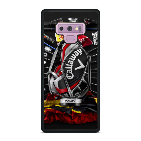 CALLAWAY GOLF Samsung Galaxy Note 9 Case Cover