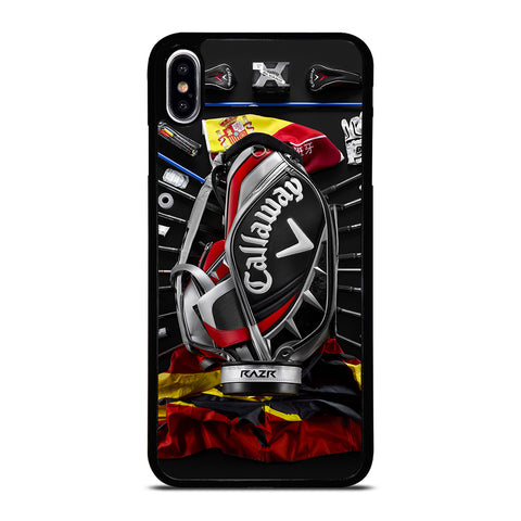 CALLAWAY GOLF iPhone XS Max Case Cover