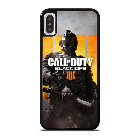 CALL OF DUTY BLACK OPS 3 GAME iPhone X / XS Case Cover