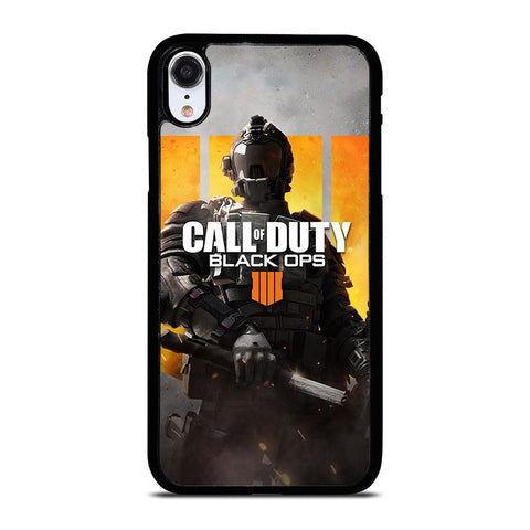 CALL OF DUTY BLACK OPS 3 GAME iPhone XR Case Cover
