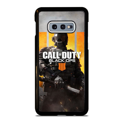 CALL OF DUTY BLACK OPS 3 GAME Samsung Galaxy S10e Case Cover