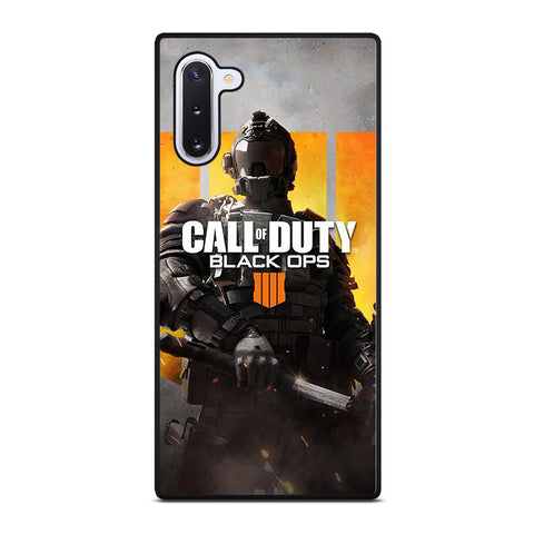 CALL OF DUTY BLACK OPS 3 GAME Samsung Galaxy Note 10 Case Cover