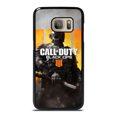 CALL OF DUTY BLACK OPS 3 GAME Samsung Galaxy S7 Case Cover
