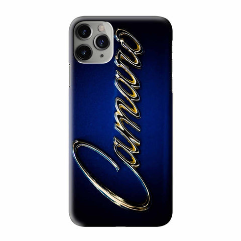 CAMARO EMBLEM iPhone 3D Case Cover