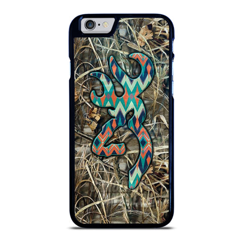 CAMO BROWNING LOGO iPhone 6 / 6S Case
