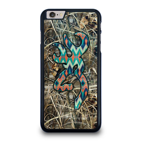 CAMO BROWNING LOGO iPhone 6 / 6S Plus Case Cover